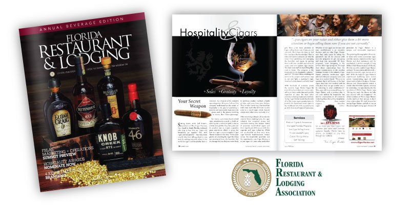 Cigar Hunter FRLA Article