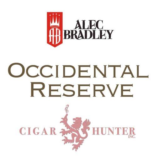Alec Bradley Occidental Reserve Torpedo