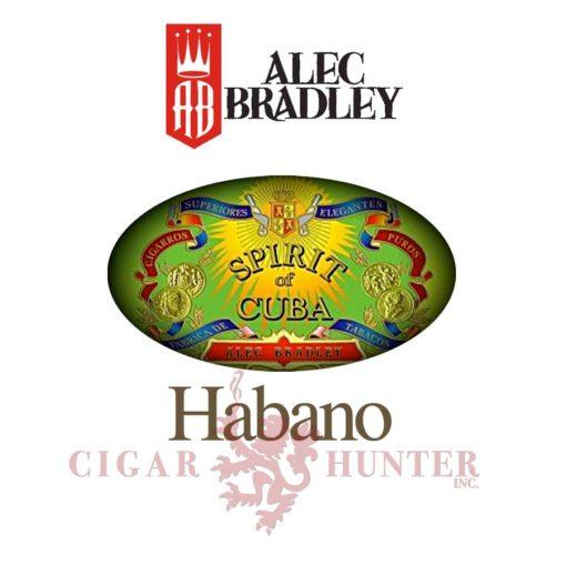Alec Bradley Spirit Of Cuba Habano Churchill