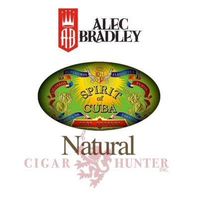 Alec Bradley Spirit Of Cuba Natural Churchill