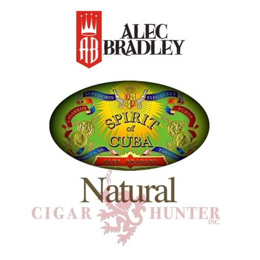 Alec Bradley Spirit Of Cuba Natural Churchill