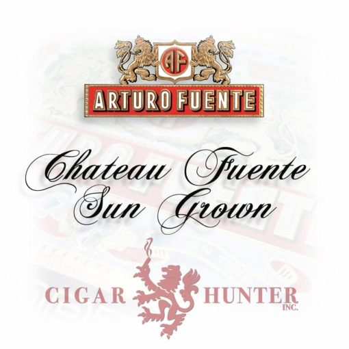 Arturo Fuente Chateau Fuente Cuban Belicoso
