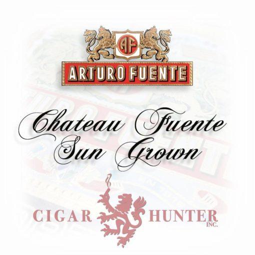 Arturo Fuente Chateau Fuente Double Chateau