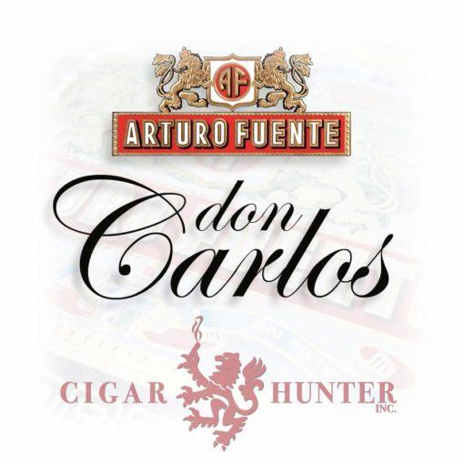 Arturo Fuente Don Carlos Double Robusto