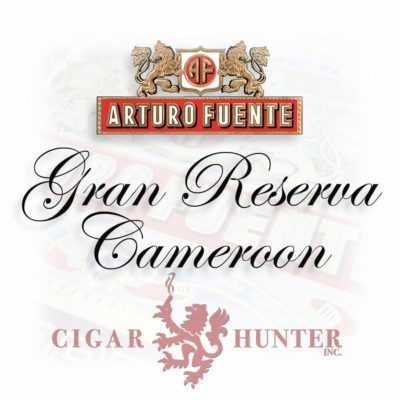 Arturo Fuente Gran Reserva Cameroon It's A Boy!