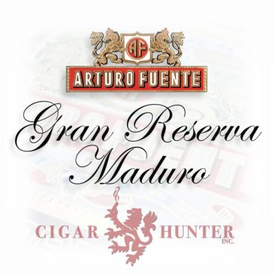 Arturo Fuente Gran Reserva Maduro Canones