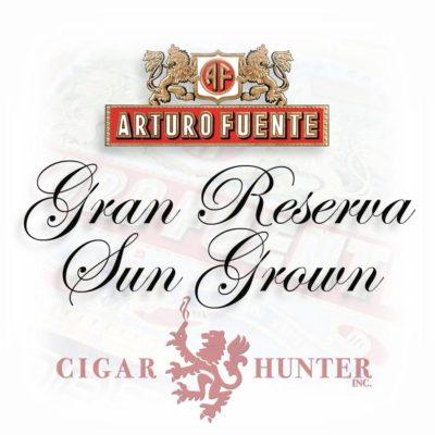 Arturo Fuente Gran Reserva Sun Grown Canones