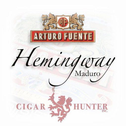 Arturo Fuente Hemingway Maduro Work Of Art