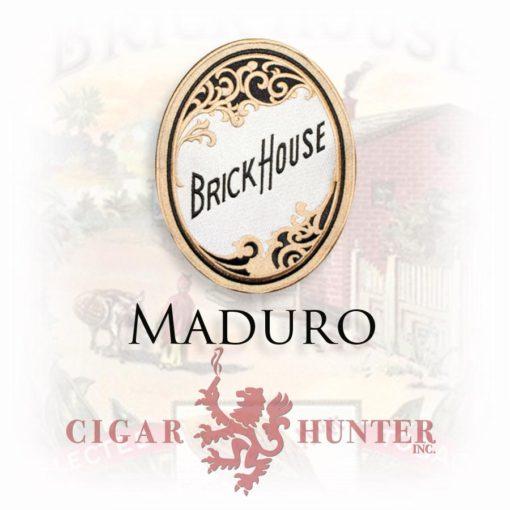 Brick House Maduro Churchill