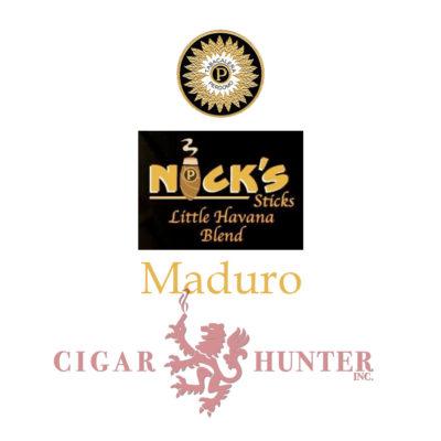 Nick's Sticks Maduro Robusto