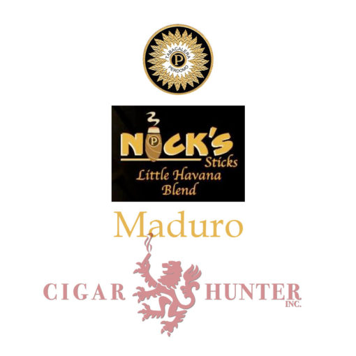 Nick's Sticks Maduro Robusto