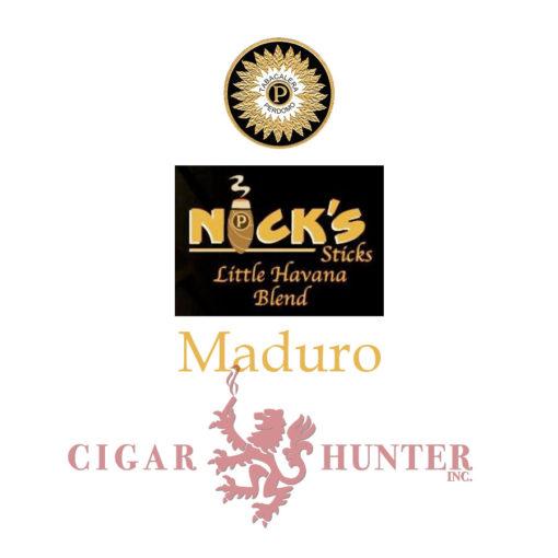 Nick's Sticks Maduro Torpedo