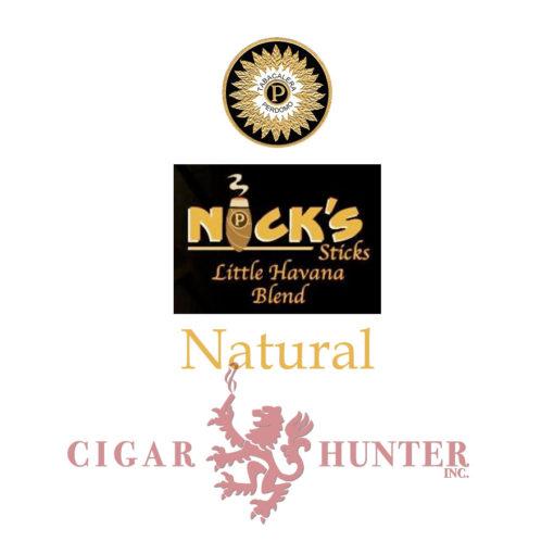 Nick's Sticks Natural Torpedo