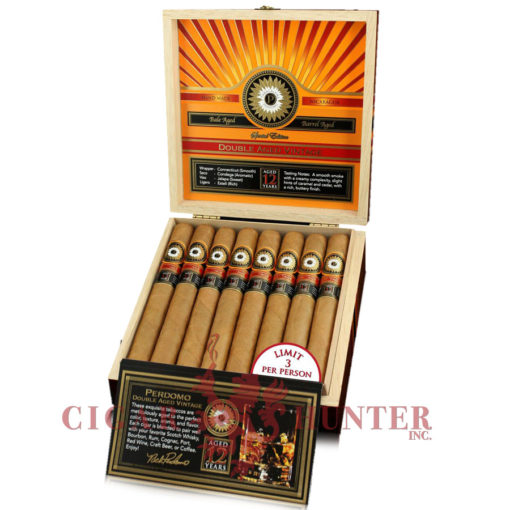 Perdomo Double Aged 12 Year Vintage Connecticut Epicure