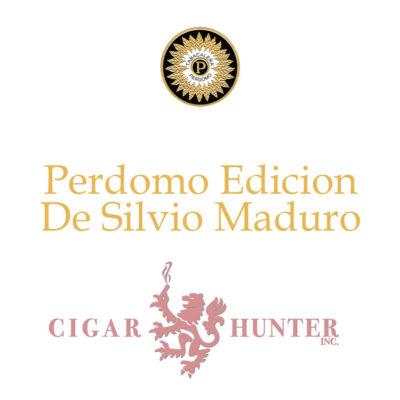Perdomo Edicion De Silvio Maduro Double Corona