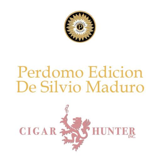 Perdomo Edicion De Silvio Maduro Salomon