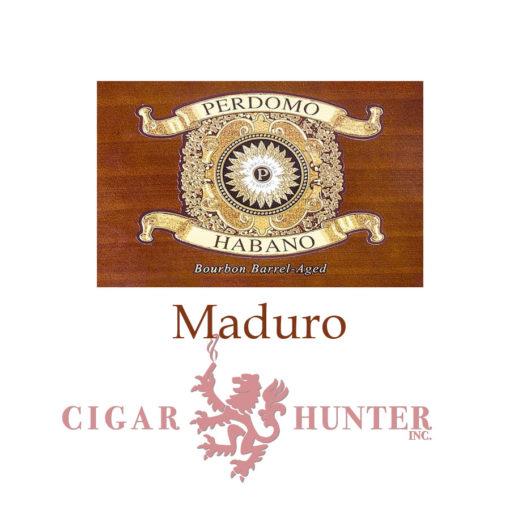Perdomo Habano Bourbon Barrel-Aged Maduro Churchill