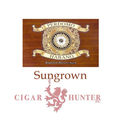 Perdomo Habano Bourbon Barrel-Aged Sun Grown Torpedo