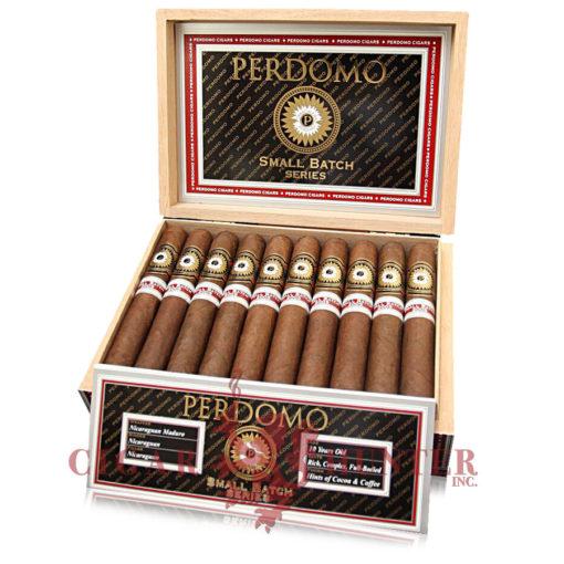 Perdomo Small Batch Series Maduro Half Corona