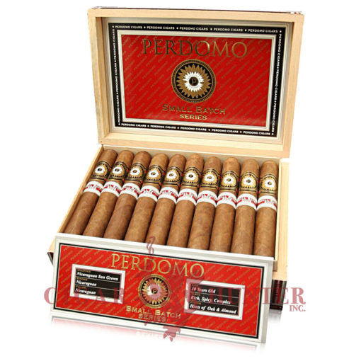 Perdomo Small Batch Series Sun Grown Half Corona