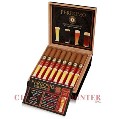 Perdomo Special Craft Series Connecticut Churchill